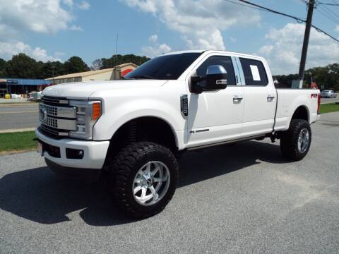 2017 Ford F-250 Super Duty for sale at USA 1 Autos in Smithfield VA