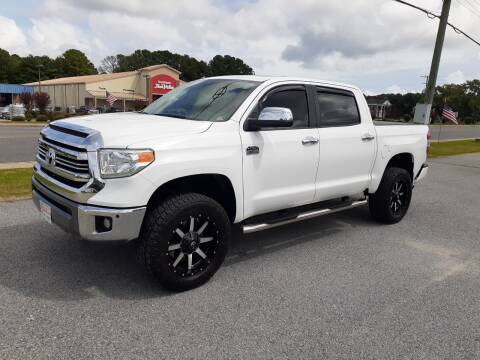 2016 Toyota Tundra for sale at USA 1 Autos in Smithfield VA