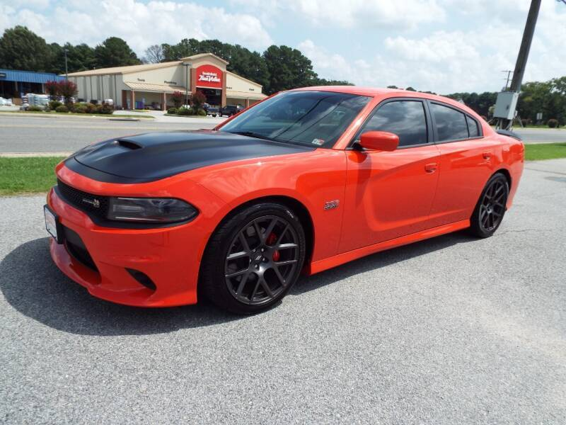 2018 Dodge Charger for sale at USA 1 Autos in Smithfield VA