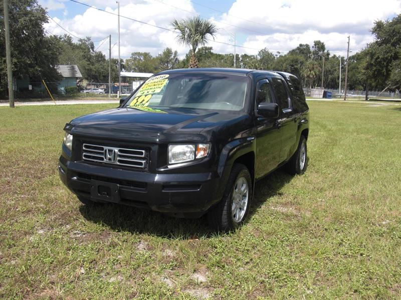 2006 Honda Ridgeline For Sale At Best Automotive LLC In Apopka FL
