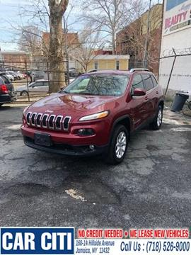 2014 Jeep Cherokee for sale in Jamaica, NY