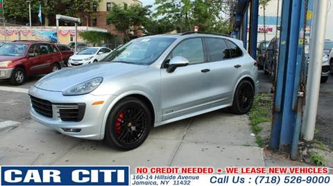 2017 Porsche Cayenne for sale in Jamaica, NY