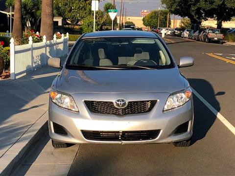 2010 Toyota Corolla for sale at OPTED MOTORS in Santa Clara CA