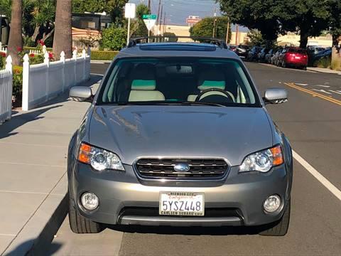 2007 Subaru Outback for sale at OPTED MOTORS in Santa Clara CA