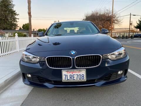 2015 BMW 3 Series for sale at OPTED MOTORS in Santa Clara CA