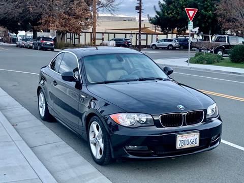 2011 BMW 1 Series 128i for sale at OPTED MOTORS in Santa Clara CA