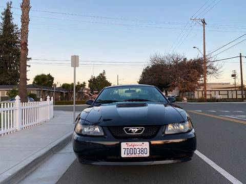 2001 Ford Mustang for sale at OPTED MOTORS in Santa Clara CA
