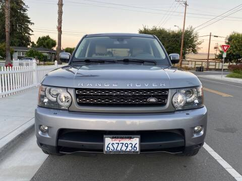 2011 Land Rover Range Rover Sport for sale at OPTED MOTORS in Santa Clara CA