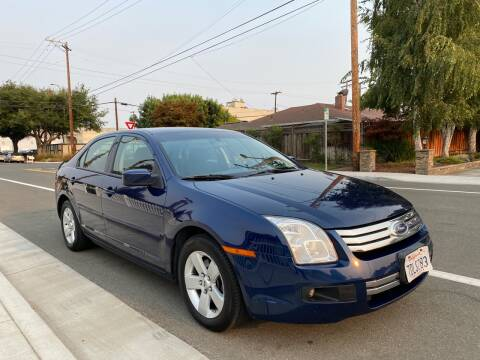 2007 Ford Fusion for sale at OPTED MOTORS in Santa Clara CA