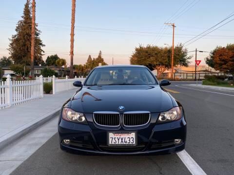 2007 BMW 3 Series for sale at OPTED MOTORS in Santa Clara CA