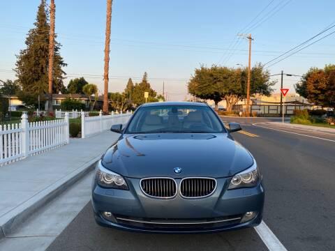2010 BMW 5 Series for sale at OPTED MOTORS in Santa Clara CA