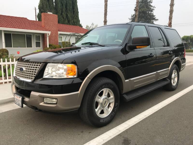 2003 Ford Expedition for sale at OPTED MOTORS in Santa Clara CA