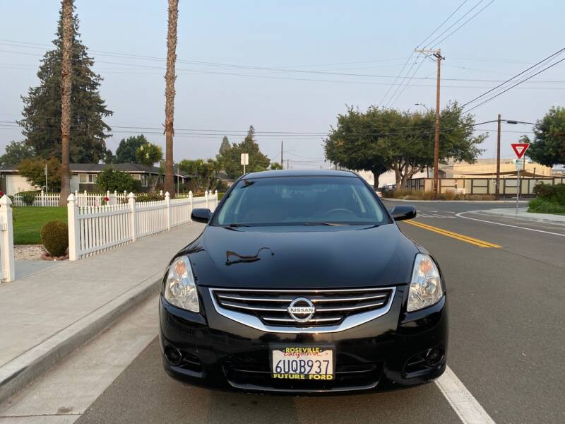 2012 Nissan Altima for sale at OPTED MOTORS in Santa Clara CA