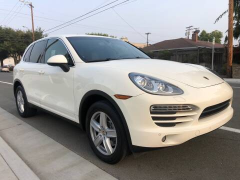 2011 Porsche Cayenne for sale at OPTED MOTORS in Santa Clara CA