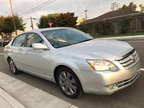2007 Toyota Avalon for sale at OPTED MOTORS in Santa Clara CA