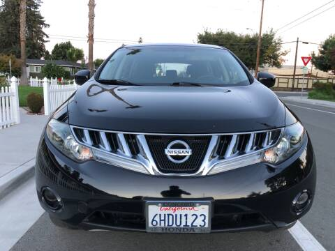 2009 Nissan Murano for sale at OPTED MOTORS in Santa Clara CA