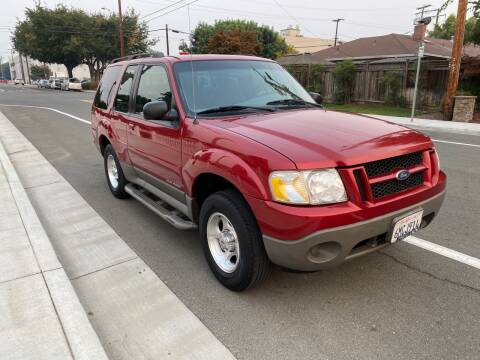 2001 Ford Explorer Sport for sale at OPTED MOTORS in Santa Clara CA