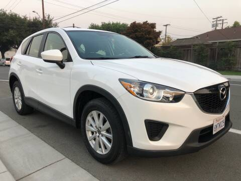 2013 Mazda CX-5 for sale at OPTED MOTORS in Santa Clara CA
