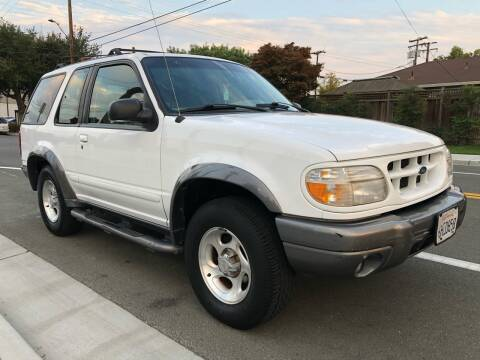 1999 Ford Explorer for sale at OPTED MOTORS in Santa Clara CA