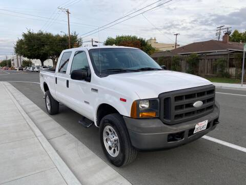 2005 Ford F-350 Super Duty for sale at OPTED MOTORS in Santa Clara CA