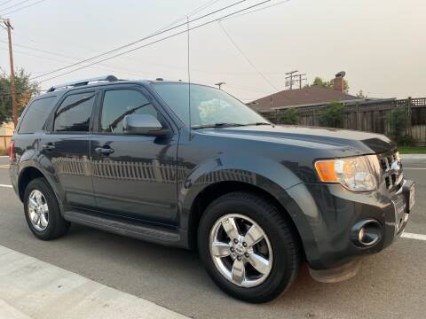 2009 Ford Escape for sale at OPTED MOTORS in Santa Clara CA