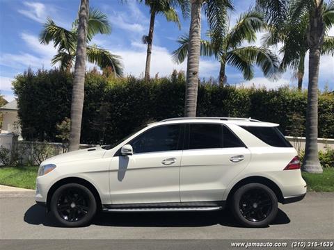 2014 Mercedes-Benz M-Class for sale in Hermosa Beach, CA