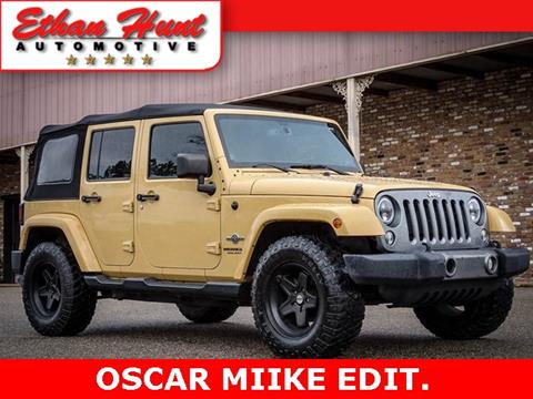 2014 Jeep Wrangler Unlimited for sale in Mobile, AL