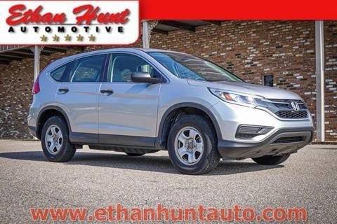 Honda Mobile Al >> 2016 Honda Cr V For Sale In Mobile Al