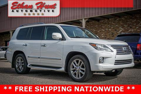 2015 Lexus LX 570 for sale in Mobile, AL