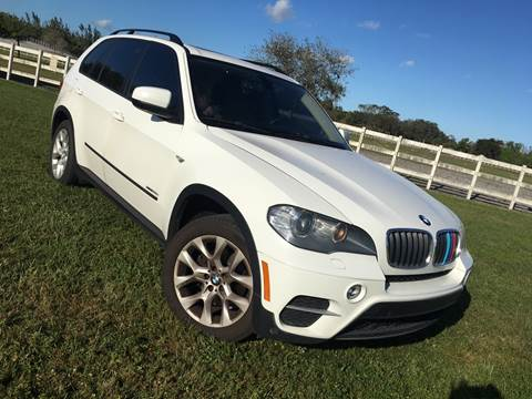 2011 BMW X5 for sale at Citywide Auto Group LLC in Pompano Beach FL
