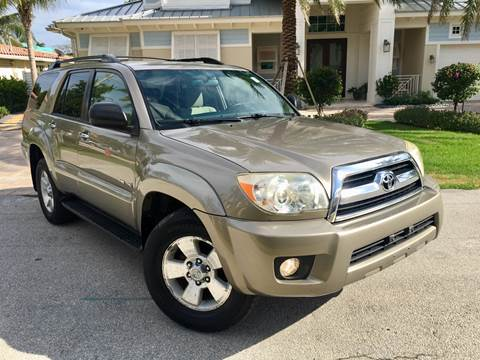 2007 Toyota 4Runner for sale at Citywide Auto Group LLC in Pompano Beach FL