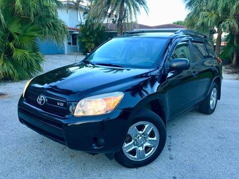 2007 Toyota RAV4 for sale at Citywide Auto Group LLC in Pompano Beach FL