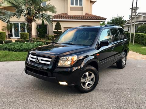 2006 Honda Pilot for sale at Citywide Auto Group LLC in Pompano Beach FL