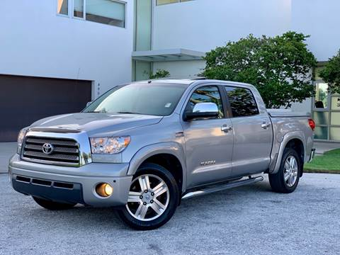 2007 Toyota Tundra for sale at Citywide Auto Group LLC in Pompano Beach FL