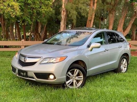 2013 Acura RDX for sale at Citywide Auto Group LLC in Pompano Beach FL