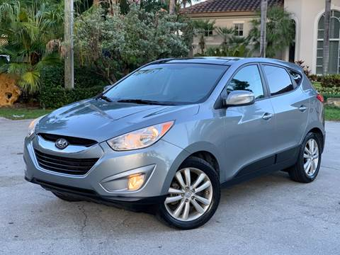 2013 Hyundai Tucson for sale at Citywide Auto Group LLC in Pompano Beach FL