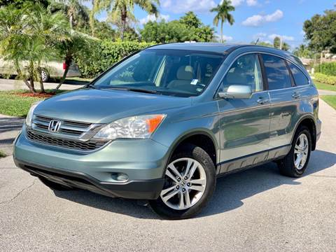 2011 Honda CR-V for sale at Citywide Auto Group LLC in Pompano Beach FL