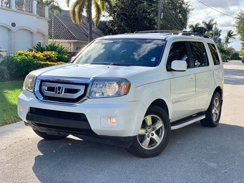2011 Honda Pilot for sale at Citywide Auto Group LLC in Pompano Beach FL