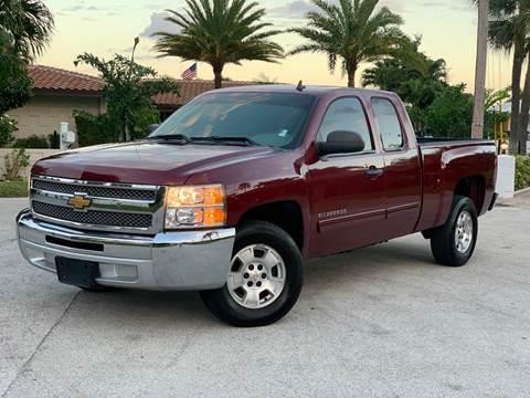 2013 Chevrolet Silverado 1500 for sale at Citywide Auto Group LLC in Pompano Beach FL