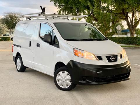 2016 Nissan NV200 for sale at Citywide Auto Group LLC in Pompano Beach FL