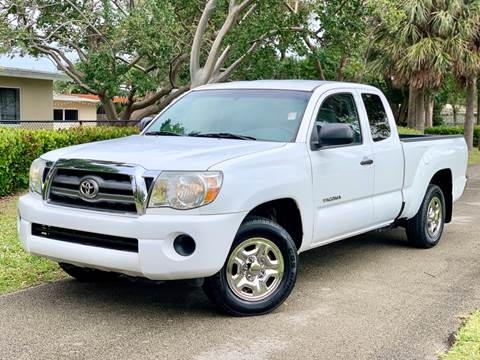 2010 Toyota Tacoma for sale at Citywide Auto Group LLC in Pompano Beach FL