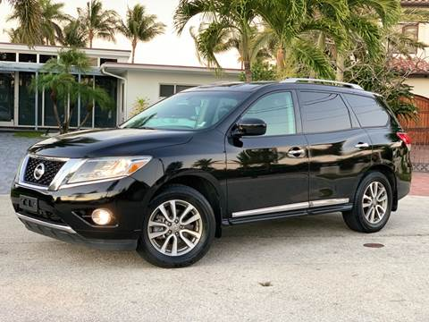 2013 Nissan Pathfinder for sale at Citywide Auto Group LLC in Pompano Beach FL