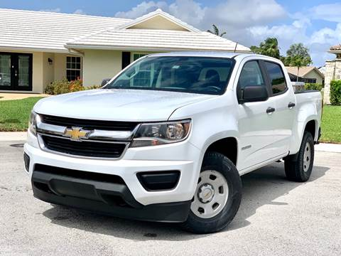2017 Chevrolet Colorado for sale at Citywide Auto Group LLC in Pompano Beach FL