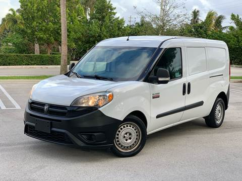 2016 RAM ProMaster City Cargo for sale at Citywide Auto Group LLC in Pompano Beach FL