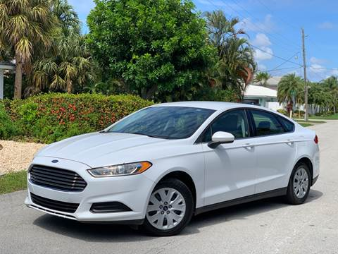 2014 Ford Fusion for sale at Citywide Auto Group LLC in Pompano Beach FL