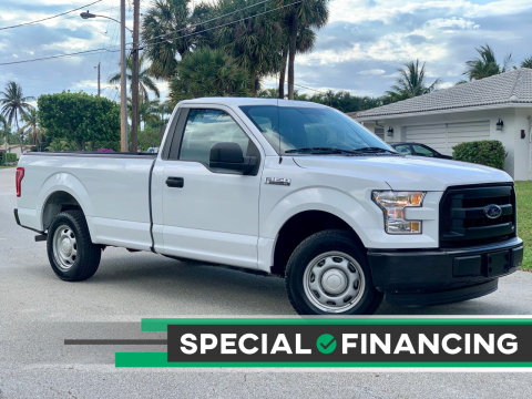 2016 Ford F-150 for sale at Citywide Auto Group LLC in Pompano Beach FL