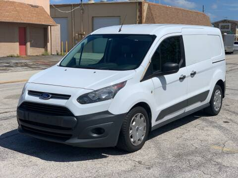 2016 Ford Transit Connect Cargo for sale at Citywide Auto Group LLC in Pompano Beach FL