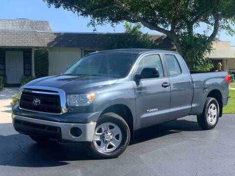 2010 Toyota Tundra for sale at Citywide Auto Group LLC in Pompano Beach FL