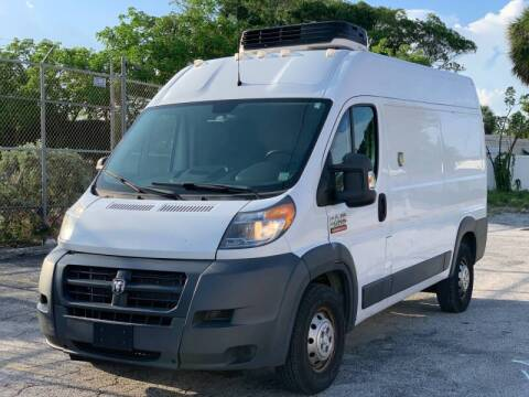 2014 RAM ProMaster Cargo for sale at Citywide Auto Group LLC in Pompano Beach FL