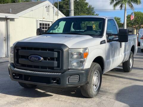 2012 Ford F-250 Super Duty for sale at Citywide Auto Group LLC in Pompano Beach FL